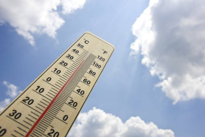 Record-high temperatures were experiences in a few places in Saskatchewan on Friday.