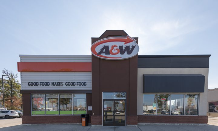 A&W Canada announced it will eliminate the use of plastic straws.