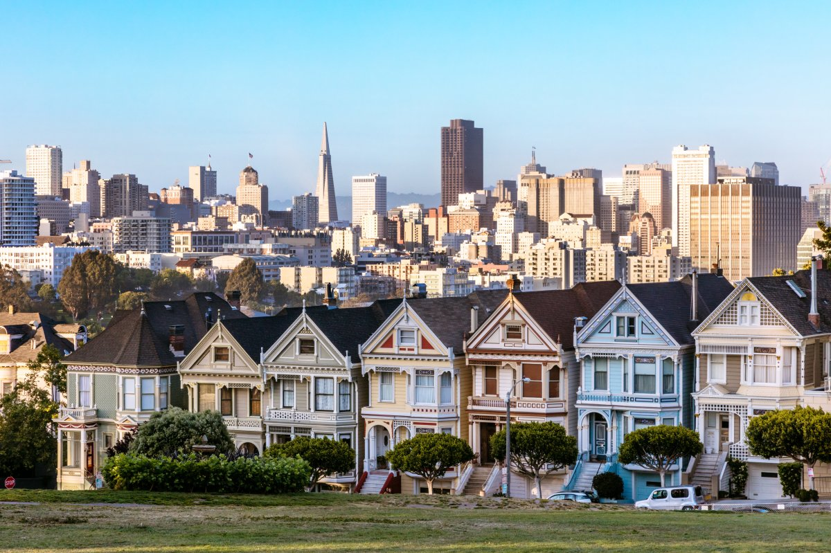 To quality for low-income housing in San Francisco, a one-person household can make as much as $82,200 a year.