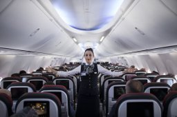 Continue reading: It's not all globetrotting, jet-setting and peanuts: Flight attendants dispel myths