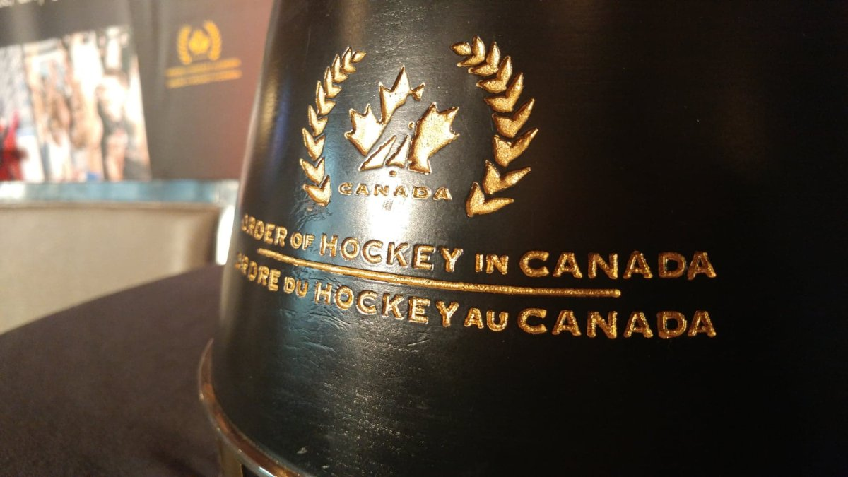 At the gala, Mike Babcock, Ryan Smyth and Danielle Goyette received the Order of Hockey Canada for their contributions to the sport.