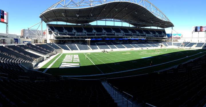 Blue Bomber fans are gearing up for another season at IG Field.