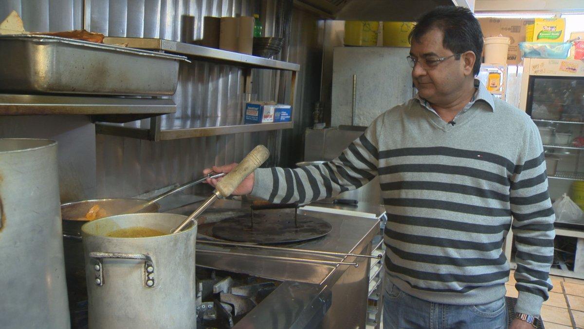 Gurnam Singh Malhi talks nostalgia and bringing up memories with food on Just Like Home.