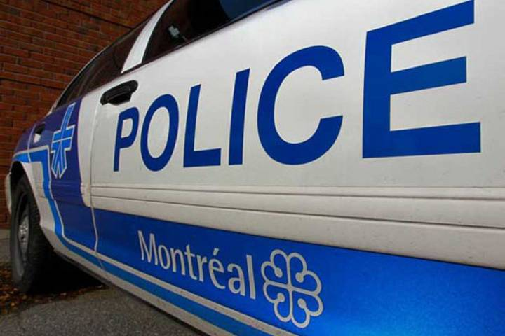 Montreal police are investigating after a two-vehicle crash on Saint-Michel Boulevard on Wednesday night.