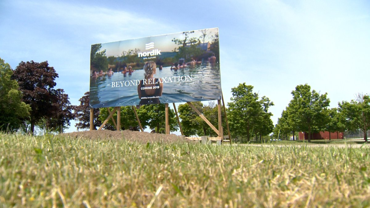 Nordik Group begins construction of nature spa in Whitby - image