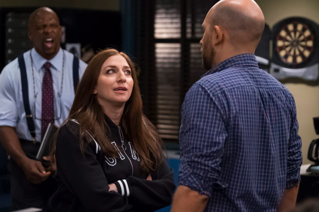 The 'Brooklyn Nine-Nine' star – better known as Gina Linetti – will star in the comedy feature film 'Spinster.'.