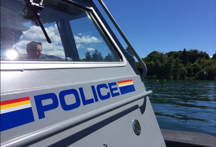 File photo of an RCMP boat.