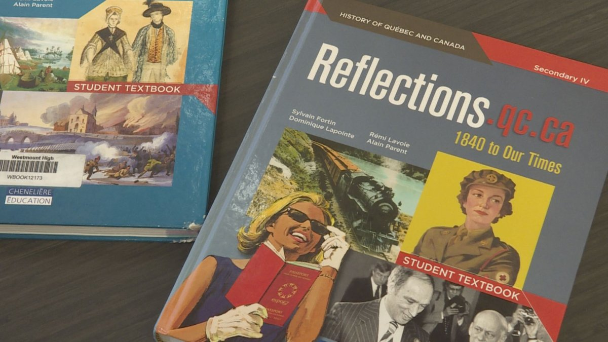 Teachers and parents are pushing for the Quebec government to make significant changes to the province's high school history curriculum.