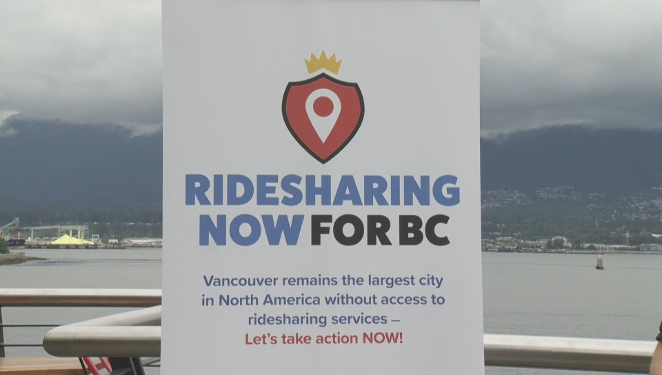 Advocates for ride-hailing services in B.C. are concerned the province's new rules will not create a marketplace accessible for big ride-hailing companies that operate in other jurisdictions.