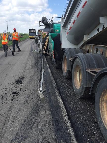 Road work in southeast Saskatchewan kicks into high gear this week.