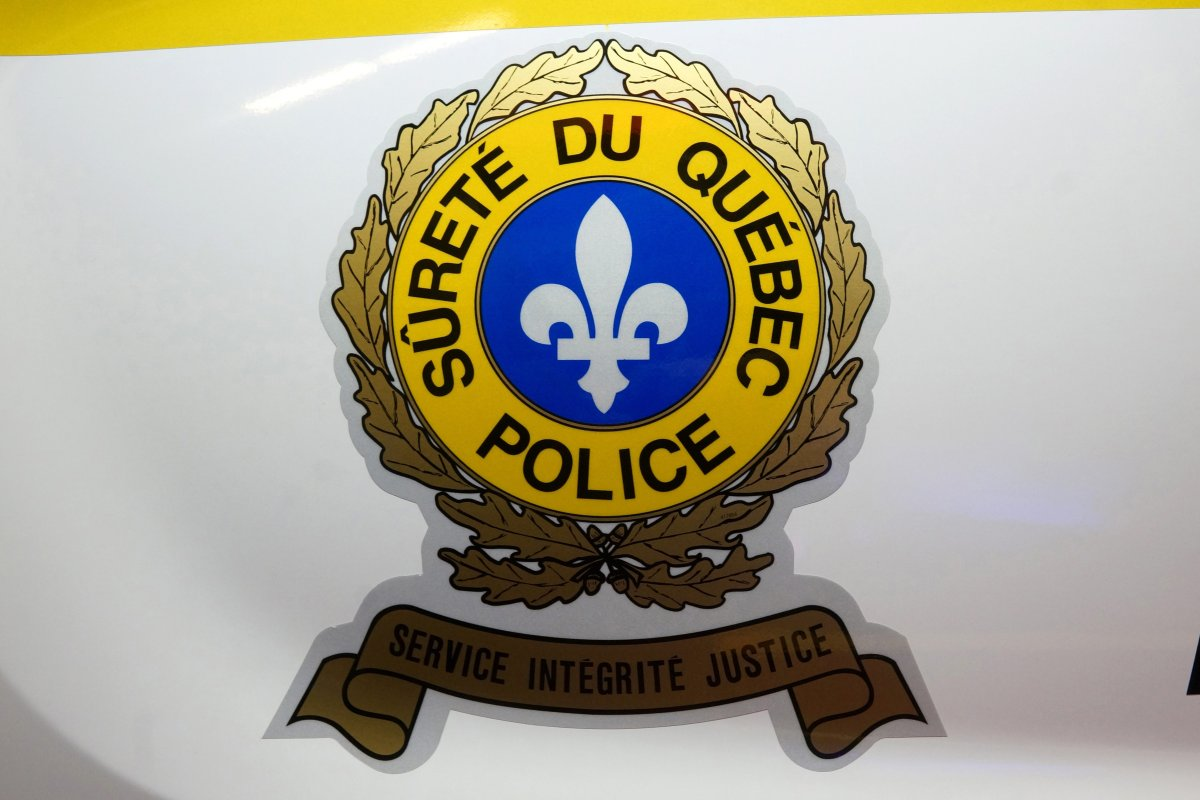 Quebec provincial police confirmed two people are missing.