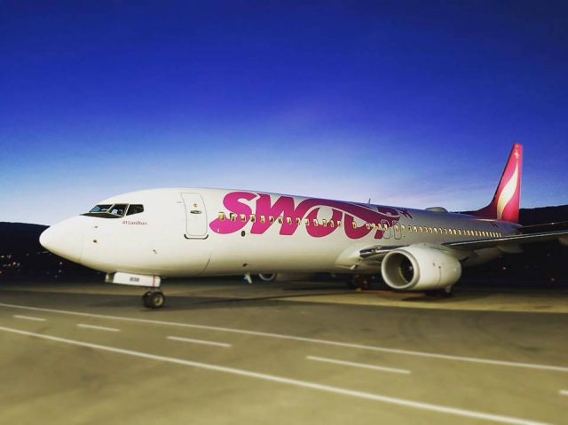 Swoop is launching service between Hamilton and four popular U.S. destinations.