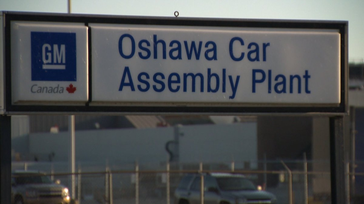Autoworkers in Oshawa are concerned about the looming U.S. tariff threats.