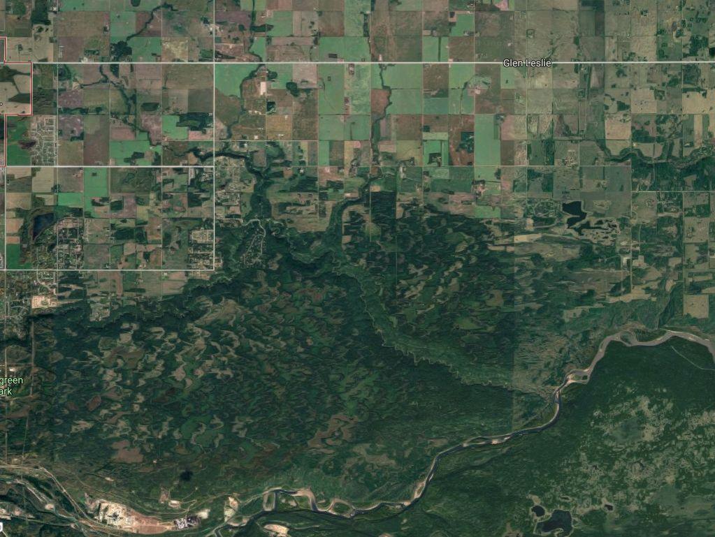 The small plane went down east of Grande Prairie near Range Road 52, RCMP said.