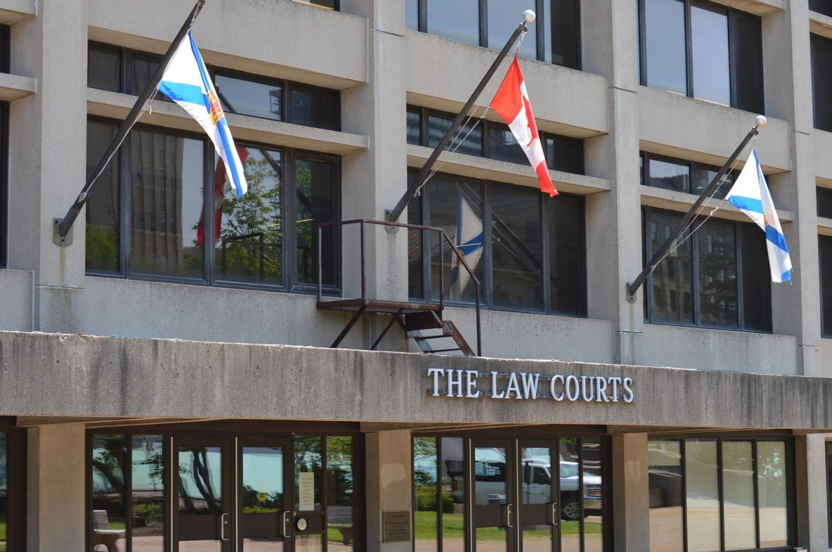Halifax Supreme Court on July 3, 2018.