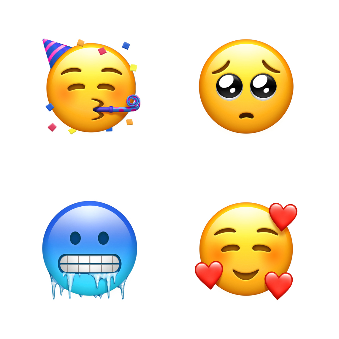 Apple announces 70 new emojis coming soon on World Emoji Day, July 17, 2018.