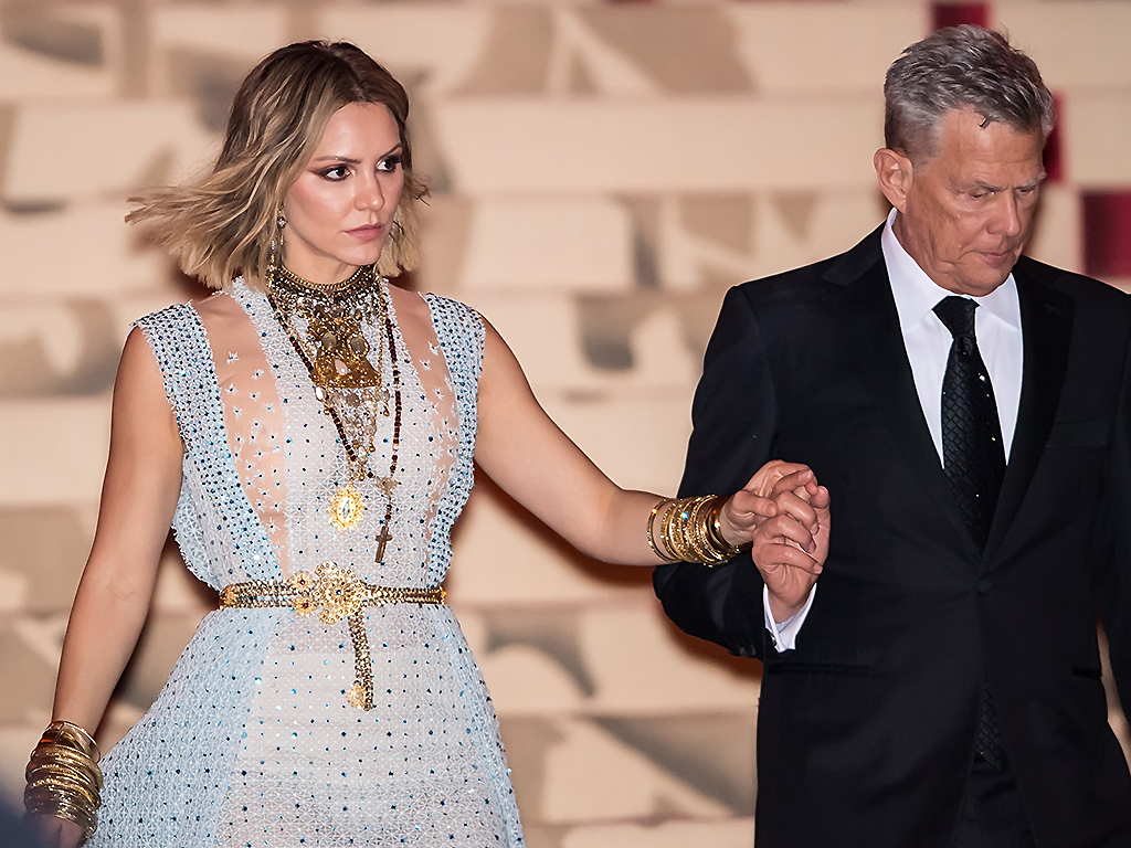 David Foster Katharine Mcphee Get Engaged On Italian Vacation National Globalnews Ca