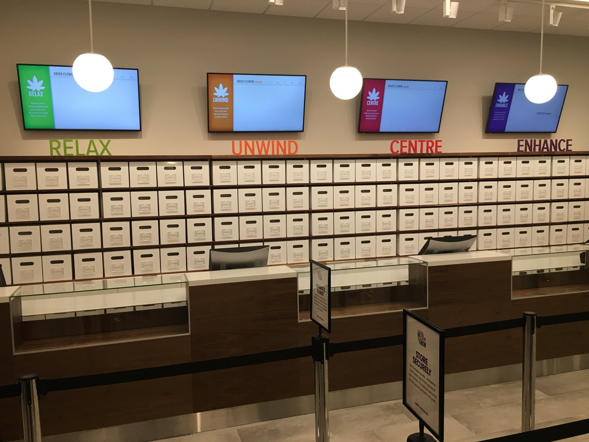 The NSLC expects to keep upwards of 75 strains of cannabis in their outlets when recreational cannabis becomes legal on Oct. 17.