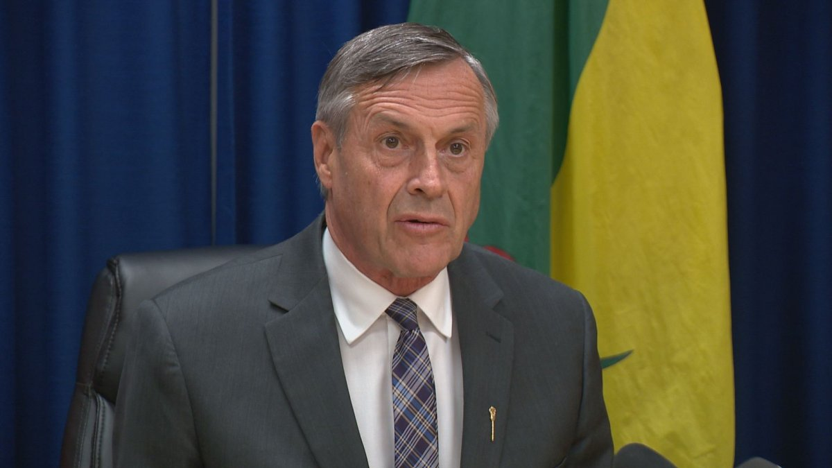 Saskatchewan's justice minister isn't ruling out changes to legislation in response to a new policy by the Regina Police Service on holding back the names of murder victims.