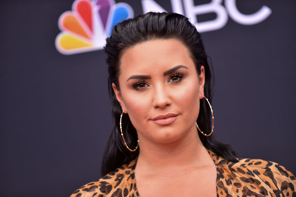 Singer/songwriter Demi Lovato attends the 2018 Billboard Music Awards 2018 at the MGM Grand Resort International on May 20, 2018, in Las Vegas, Nevada.