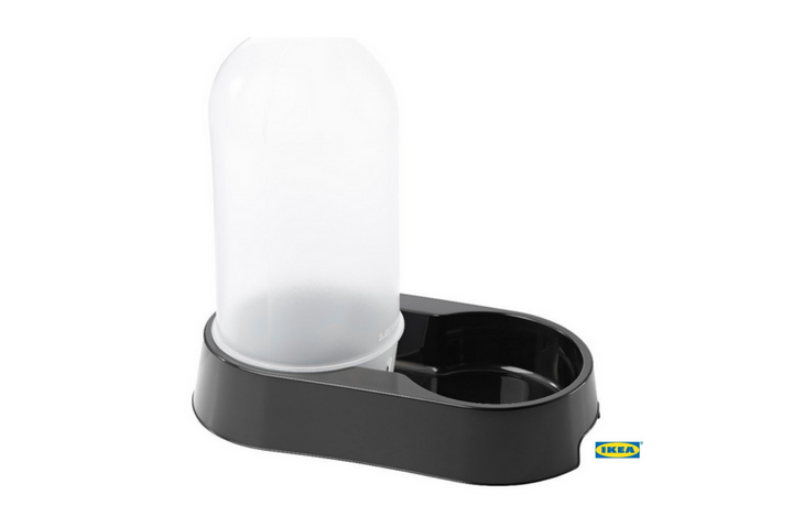 Ikea Canada is recalling a water dispenser after reports that it caused dogs to suffocate.