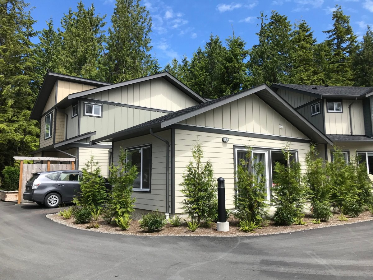 Tofino is holding a lottery for this price-restricted and resident-restricted townhouse in August.