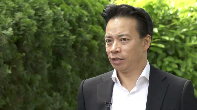 Ken Sim says he will abolish the city's elected park board if he becomes mayor.