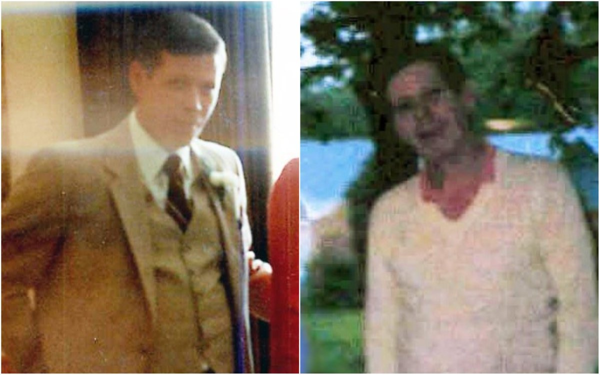New Brunswick RCMP say Jack Nutter of Dieppe, N.B., was reported missing in 2009. They say his disappearance is suspicious in nature.