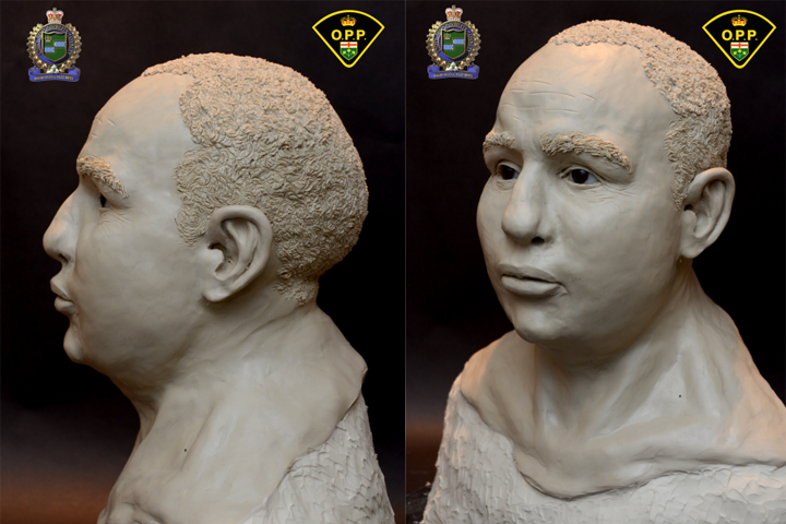 Investigators in Niagara are looking to identify this man, whose remains were found in the Niagara river five years ago.