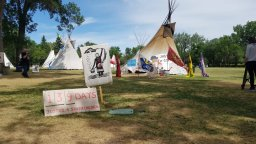 Continue reading: Regina police won't shut down protest camp until courts rule