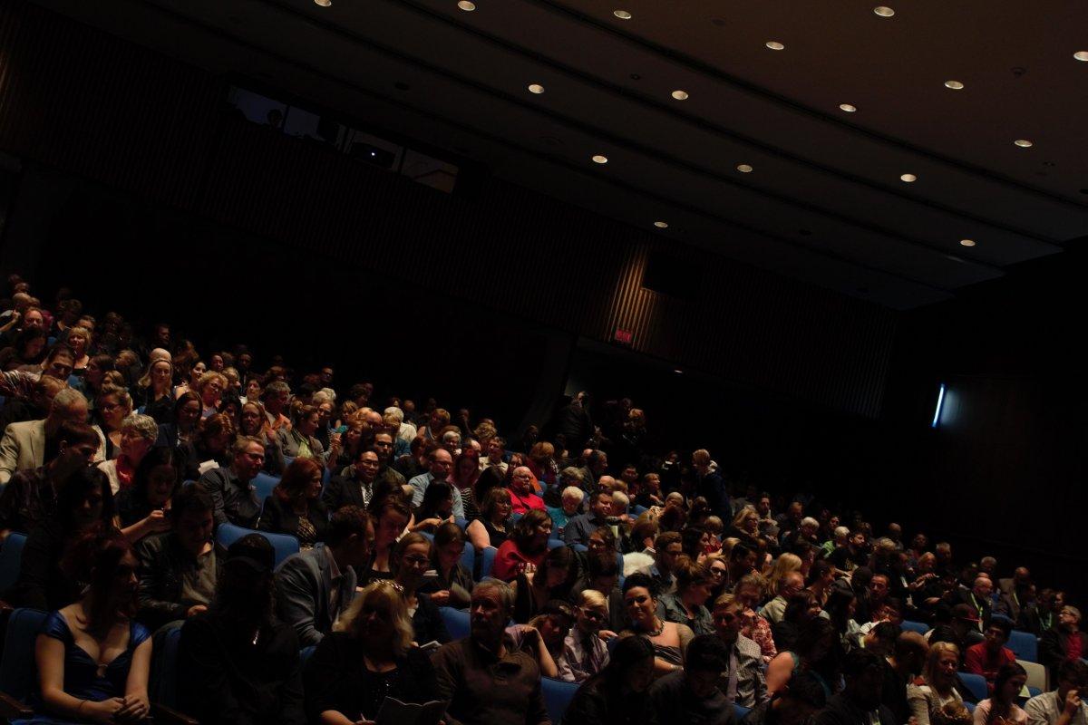 The Edmonton Short Film Festival.