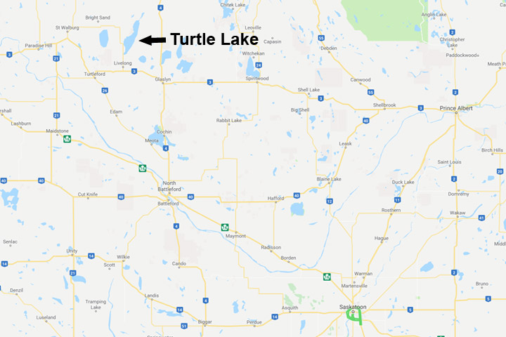 The body of a missing teen has been recovered from Turtle Lake in western Saskatchewan after he fell off a boat and did not resurface.
