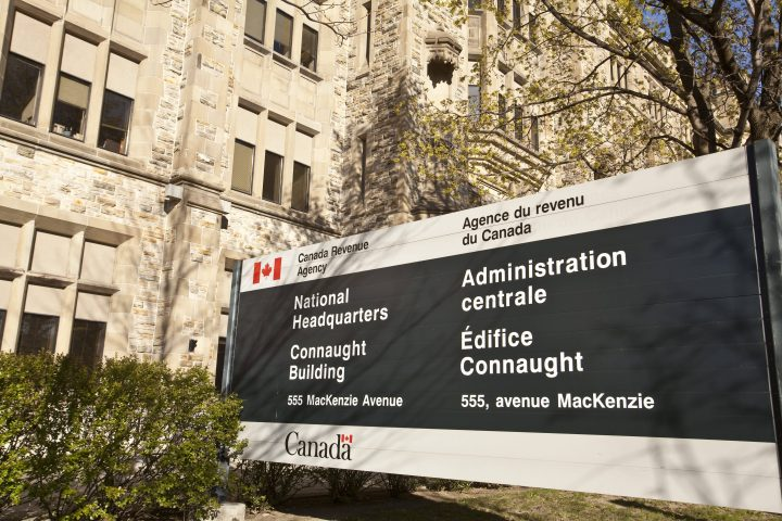 In August the Canada Revenue Agency says it was forced to temporarily suspend its online services after a series of cyberattacks that compromised the usernames and passwords of thousands of accounts.