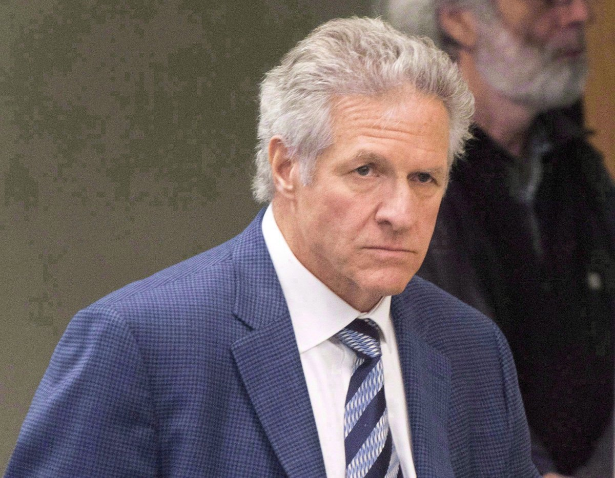 Tony Accurso was first brought to court in 2012. The charges were stayed this week after nine years.