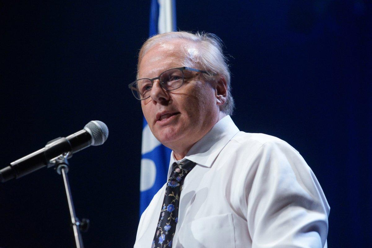 Parti Québécois Leader Jean-François Lisée said he was disgusted by the candidate's comments.