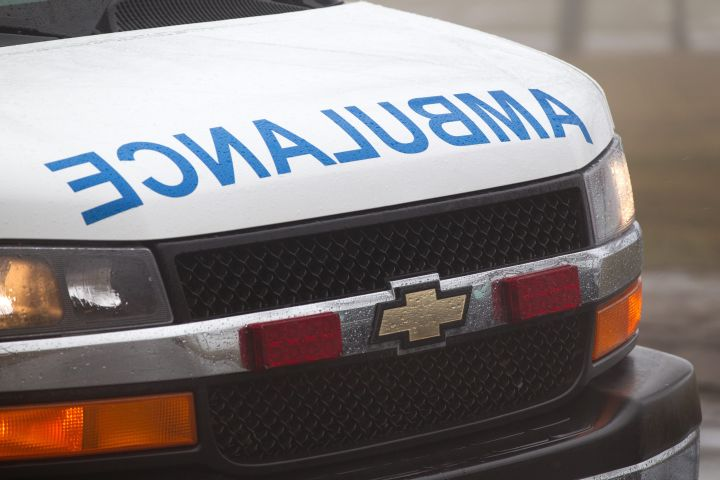 Two people are dead following a crash south of Whitehorse.