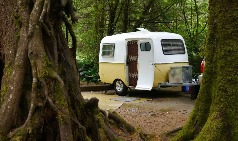Bolers are eye-catching and iconic campers.