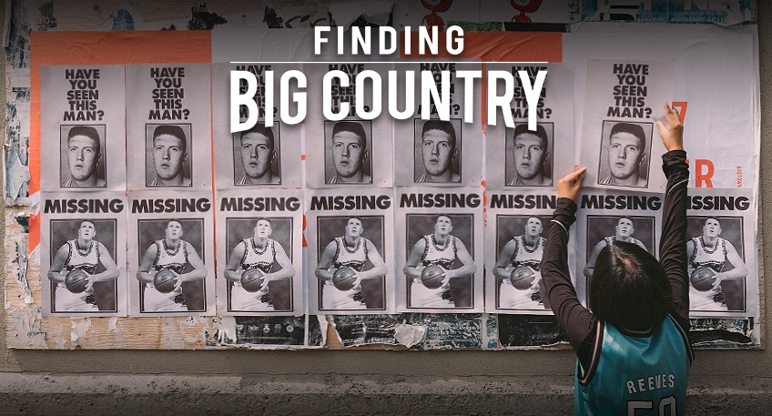 'Finding Big Country will screen at the 2018 Vancouver International Film Festival.