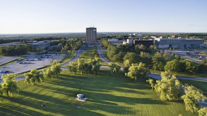 Brock University is seen in this file photo.
