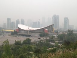 Continue reading: Air quality advisory back in effect for parts of Alberta