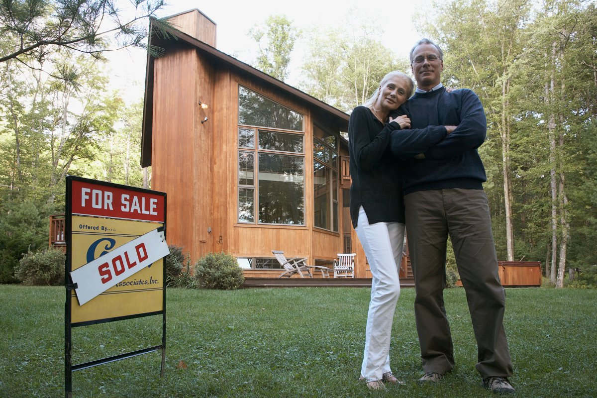 Seventeen per cent of Canada's baby boomers expect to buy a house in the next five years.