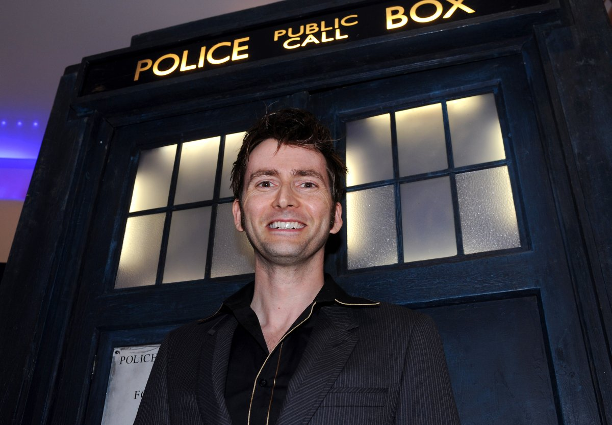 David Tennant will make his first appearance at the Edmonton Comic and Entertainment Expo this September.