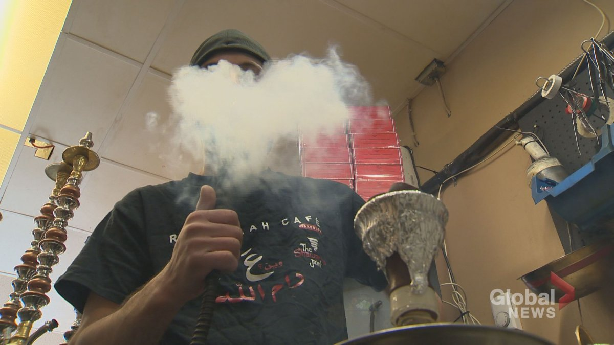 Shisha lounges are officially banned in Edmonton as of July 1, 2020.