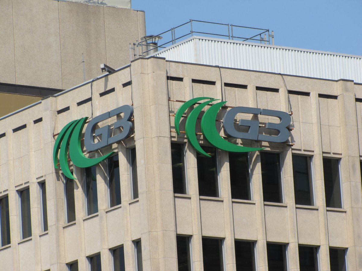 The Canadian Wheat board is owned by G3 Ltd.