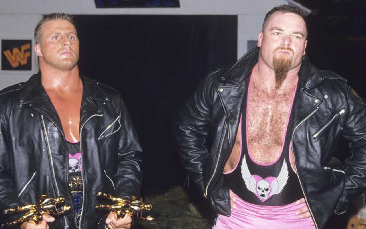 WWE star Jim 'The Anvil' Neidhart dead at 63 | Globalnews.ca