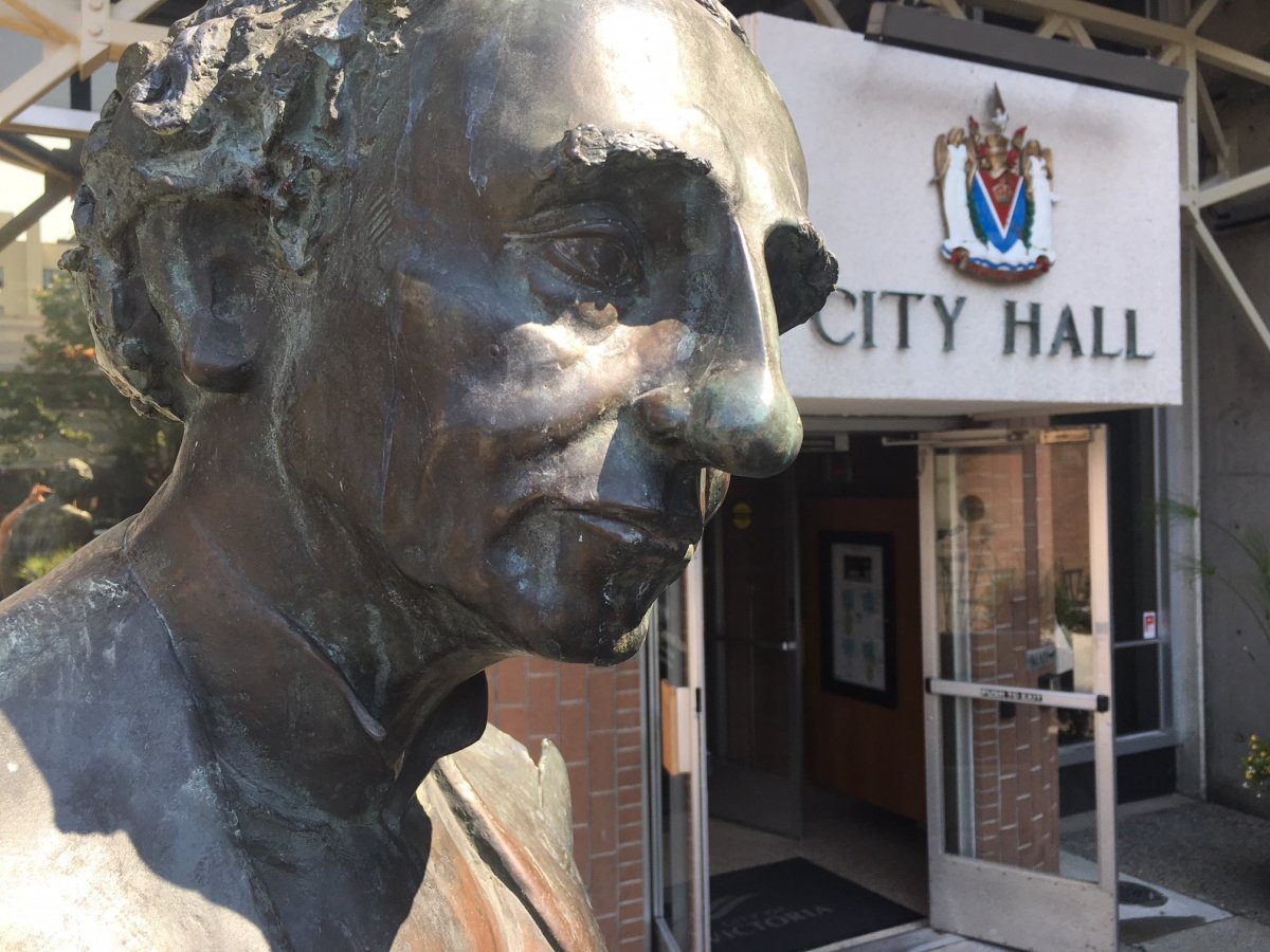 The John A. MacDoanld statue will be put into storage and replaced by a plaque.