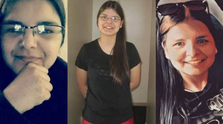 RCMP are trying to locate Ashley Dawn Morin, 32, who was last seen in North Battleford on July 10, 2018.