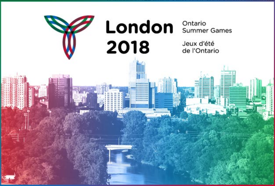 London is hosting back-to-back Ontario Summer Games in 2018 and 2020.