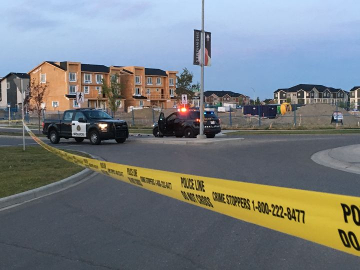 The Alberta Serious Incident Response Team (ASIRT) was called in following a police shooting in the Calgary community of Redstone on Aug. 31, 2018.
