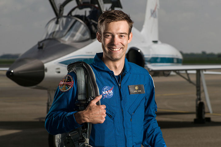 Astronaut candidate Robb Kulin has resigned halfway through his two years of training at Johnson Space Center in Houston.